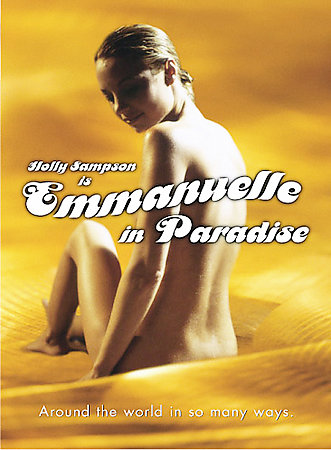Emmanuelle In Paradise - Cover