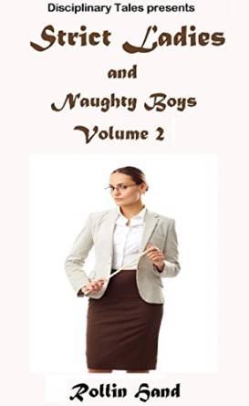 Women spanking naughty men