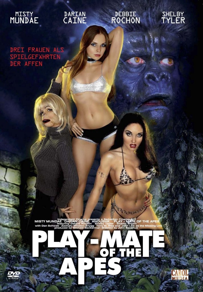 playmate of the apes